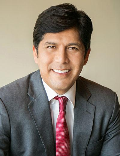 President pro Tempore of the California State Senate, Kevin De Leon