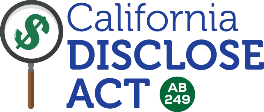 AB249 Disclose Act