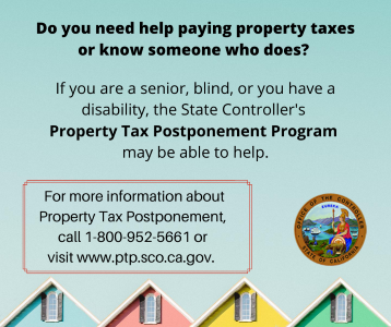 State Controller Betty Yee is happy to announce the PTP program for many homeowners.