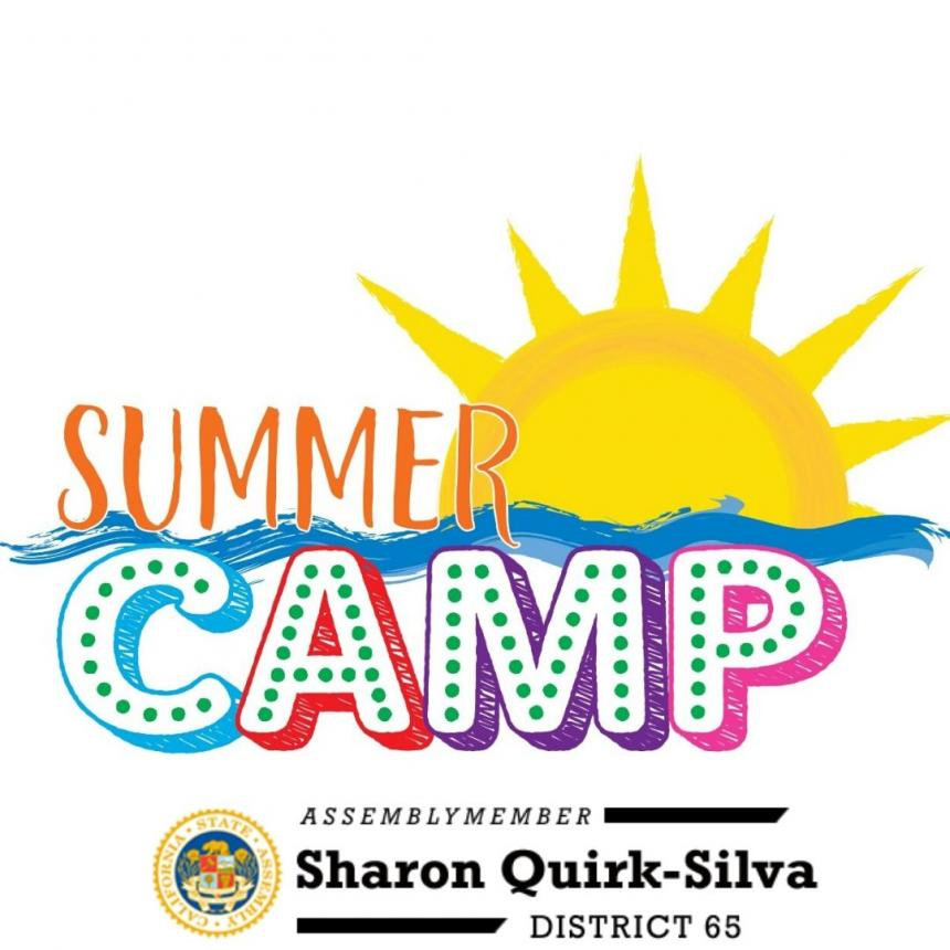If you are interested in sending your children to summer camp here are a few options available in our district.